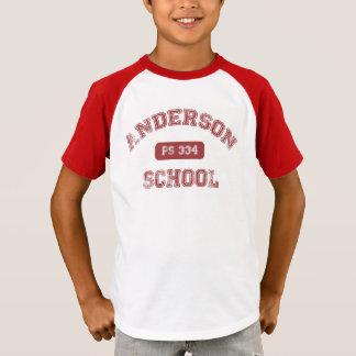 Camisa retro de Anderson