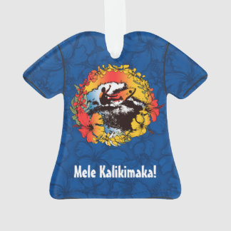 Camisa retro dos anos 60 havaianos Groovy do
