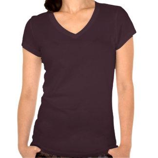 Camisa roxa do cabeleireiro t-shirts