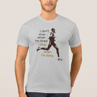 Camisa Running da indicação do homem