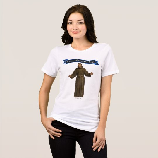 Camisa Saint Francis of Assisi