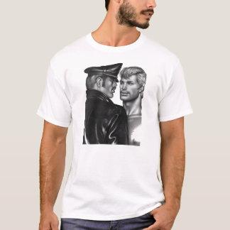 Camisa secundária do desenho dos DOM do pai de