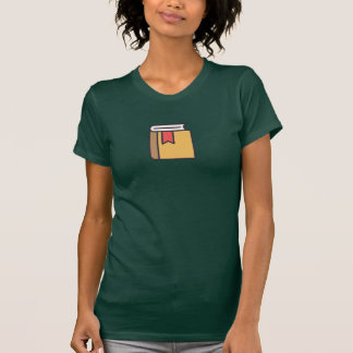 Camisa simples do ícone do marcador