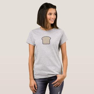 Camisa simples do ícone do pão