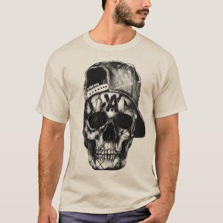 camisa skull art