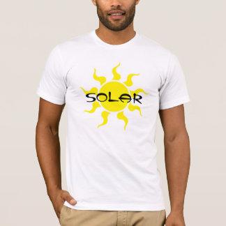 Camisa solar de T
