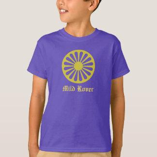 Camisa suave dos miúdos de Rover no roxo T-shirts