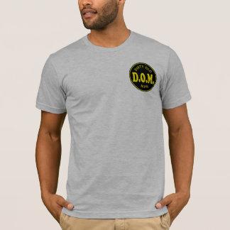 Camisa suja do ancião