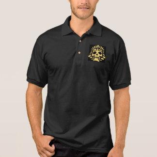 Camisa superior/polo do golfe da sociedade da