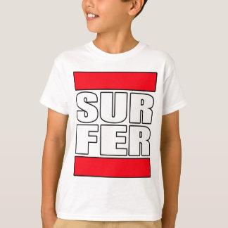 camisa surfando do surf t do surfista