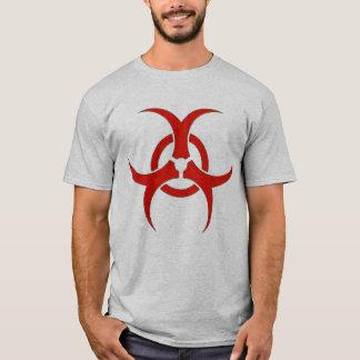 Camisa tailandesa de Midleton Muay do Biohazard