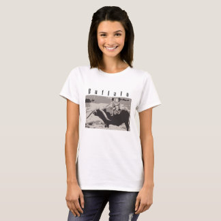 Camisa tailandesa do búfalo T