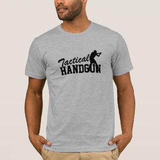 Camisa tática da competição do revólver