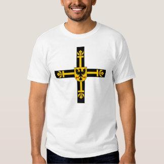 Camisa Teutonic da cruz da ordem T-shirt