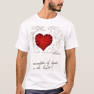 Camisa Tigre-Listrada do coração