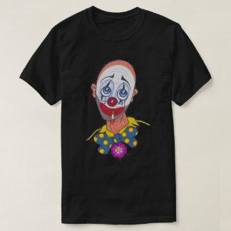 Camisa triste do palhaço