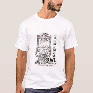 Camisa tubular de 1883 patentes da coruja