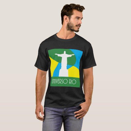 Camisa Universo Rio - Preta