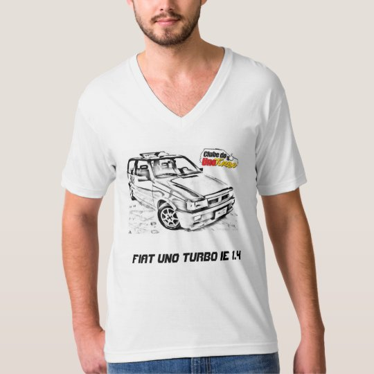 Camisa Uno Turbo ie 1.4
