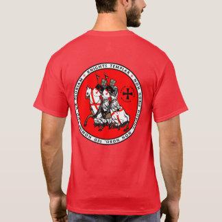 Camisa V1 do selo dos cavaleiros de Templar dois