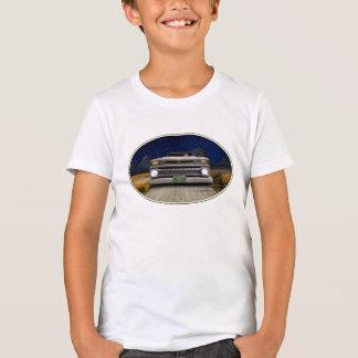 Camisa velha do camionete de Colorado do vintage