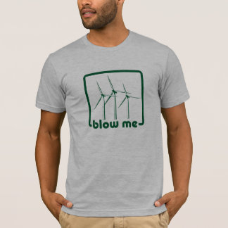Camisa verde da turbina eólica