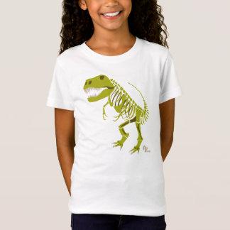 Camisa verde de T Rex