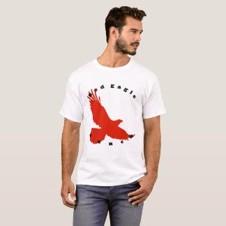 Camisa vermelha do rancho T de Eagle