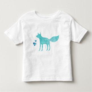 Camisa veterinária futura dos meninos T da criança