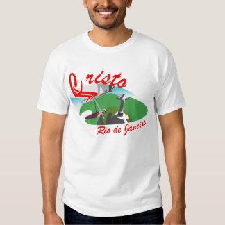 CAMISA VOO LIVRE NO CRISTO T-SHIRTS