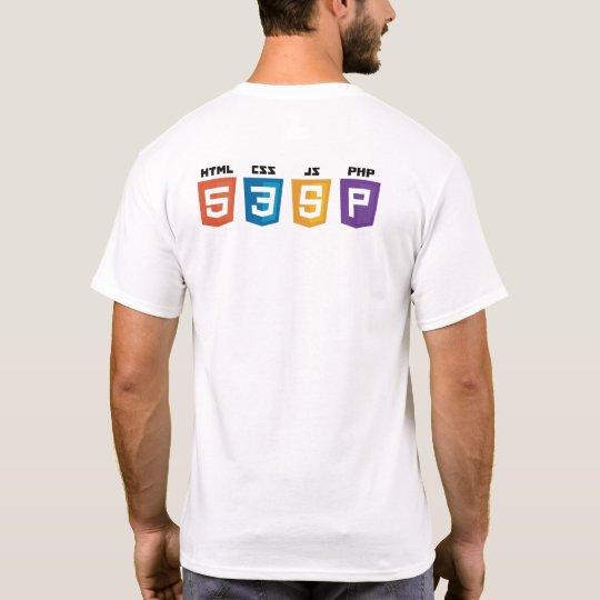 Camisa Web develop