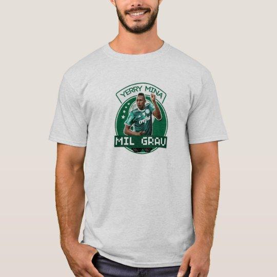 Camisa Yerry Mina Mil Grau 2017