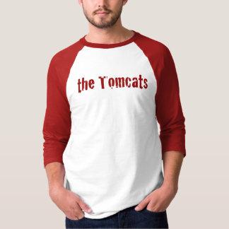 Camisas 1 do basebol dos homens - rotulação