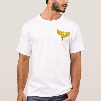 Camisas brasileiras do emblema da força aérea