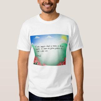 Camisas com mensagens evangélicas t-shirt