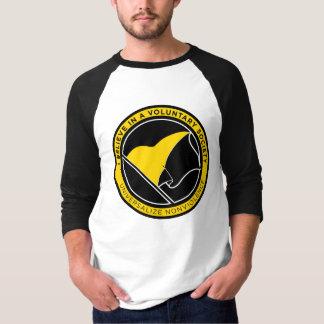 Camisas da bandeira de AnCap