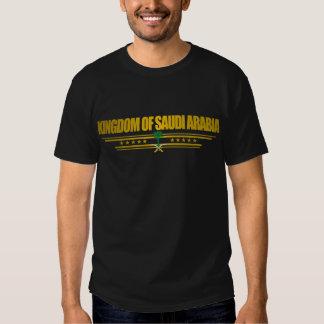 Camisas da bandeira de Arábia Saudita Camiseta