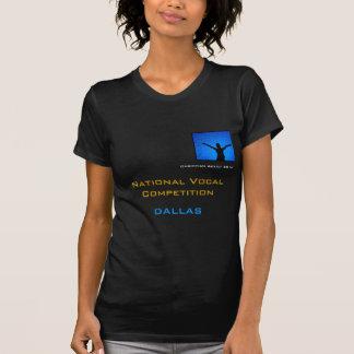 Camisas da competição T de Dallas T-shirts