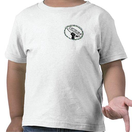 Camisas da criança de Capoeira Irmandade Tshirt