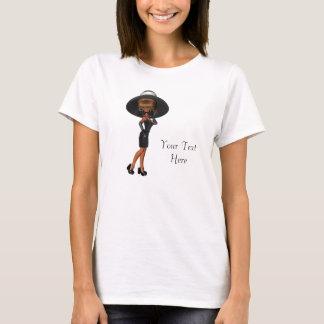 Camisas da diva da mulher