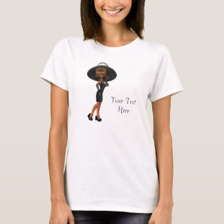 Camisas da diva da mulher tshirts