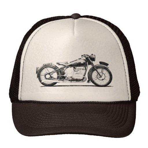 Camisas da motocicleta do vintage - BMW 1936 500 Bones