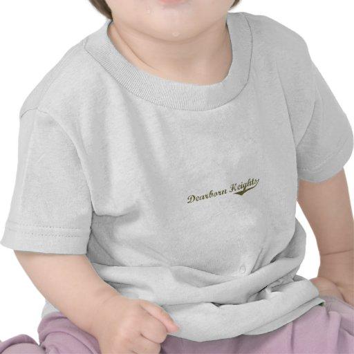 Camisas da revolução t das alturas de Dearborn T-shirt