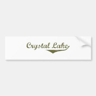 Camisas da revolução t do Crystal Lake Adesivos
