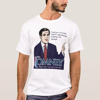 Camisas da sátira de Romney