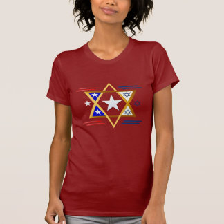 Camisas de América-Israel Camiseta