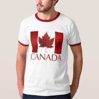 Camisas de Canadá das lembranças dos presentes dos T-shirt