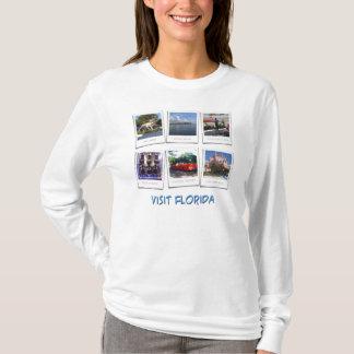 Camisas de Florida da visita