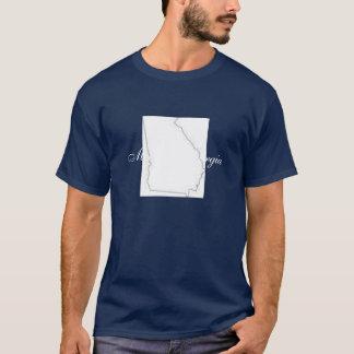 Camisas de Geórgia