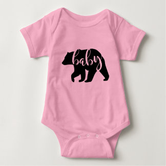 Camisas de harmonização da família do urso